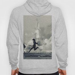 Mission to earth Hoody