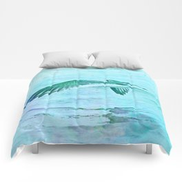 Dreaming of Wings Comforters
