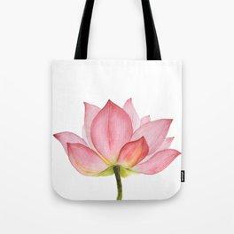 Pink lotus #2 Tote Bag