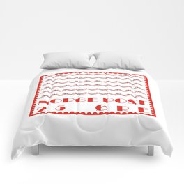 Norge Post Comforters