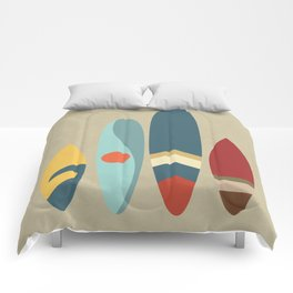 New day.new waves Comforters