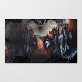 Last Sunrise Canvas Print