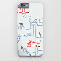 All Roads Lead to Your House iPhone 6s Slim Case
