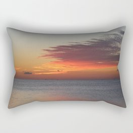 Sun and Sea Rectangular Pillow