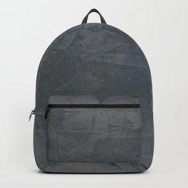 Slate Gray Stucco - Faux Finishes - Rustic Glam - Corbin Henry Venetian Plaster Backpack