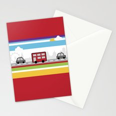 City travel Stationery Cards