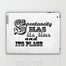 Spontaneity Laptop & iPad Skin