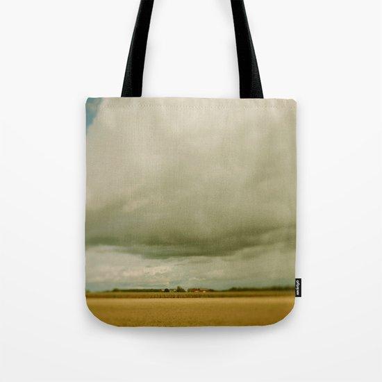 Flatlands  Tote Bag