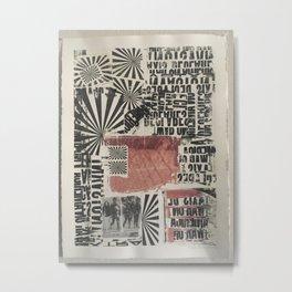 COPY Metal Print