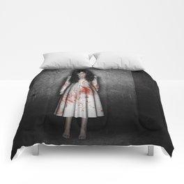 The dark cellar Comforters