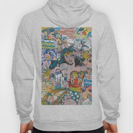 Woman of Wonder - Comic Art Hoody