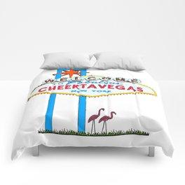 Welcome to Cheektavegas Comforters