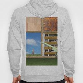 An der Schwelle zur Freiheit · a day with Magritte 2 Hoody