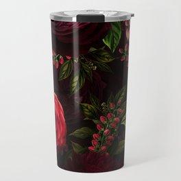 Vintage & Shabby Chic - Vintage & Shabby Chic - Mystical Night Roses Travel Mug