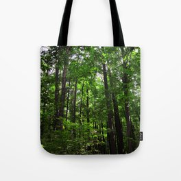 Forest // Smell The Green Tote Bag