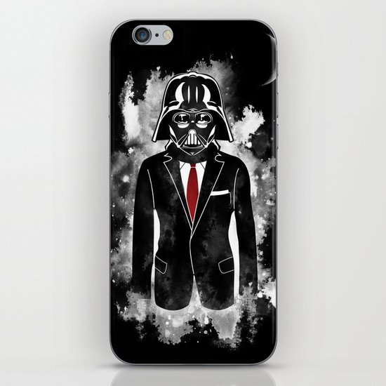 Lord Vader - From The Dark Side iPhone & iPod Skin