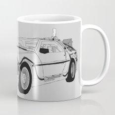 DeLorean DMC-12 Mug