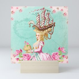 Marie Antoinette Liberté Mini Art Print