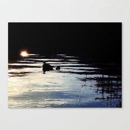 To the Light #nature #buyartprints #society6 Canvas Print