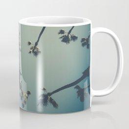 Sunny Palm Trees Coffee Mug