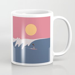 Cat Landscape 91 Coffee Mug
