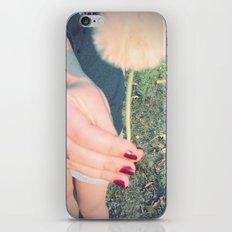 Here! iPhone & iPod Skin