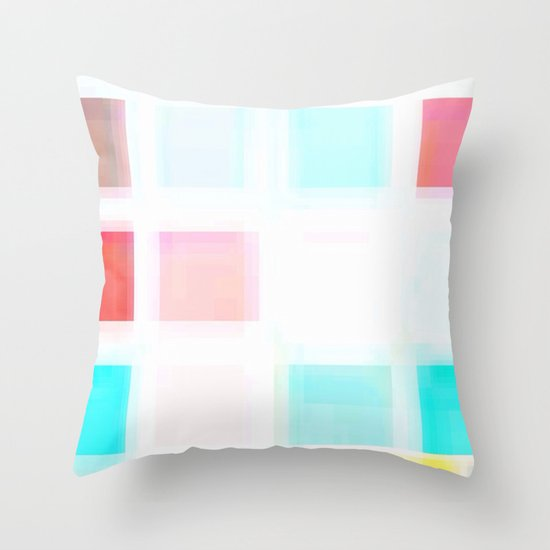 Wash Throw Pillow