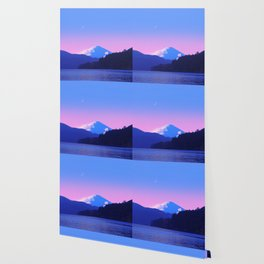 Mount Fuji Sunrise Wallpaper