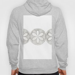 String Flower Hoody
