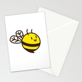 Cuddly Bee Stationery Cards
