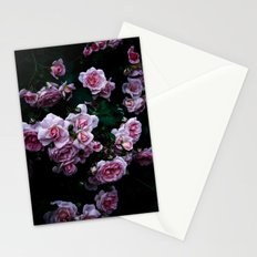 rose in the dark 02 Stationery Cards