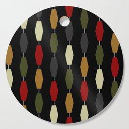 Colima - Black Cutting Board