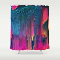 Party Puke Shower Curtain