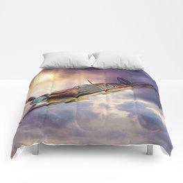 Supermarine Spitfire Comforters