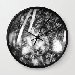 Light Dancer Wall Clock
