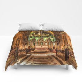 Durham Cathedral Comforters