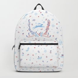Winter Tale Hare Backpack