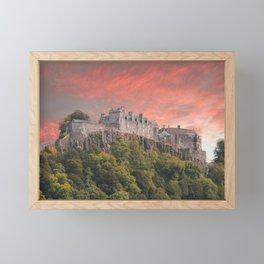 Stirling Castle Framed Mini Art Print