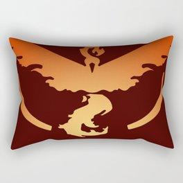 Team Valor GO Rectangular Pillow