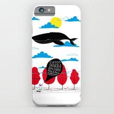 CIAO SIGNORA BALENA iPhone 6s Slim Case