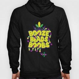 Mardi Gras Parade 2019 Beads Party Shirt Gift Idea Dark Light Hoody
