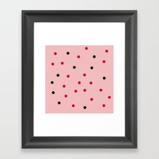 Cherry Garcia Framed Art Print