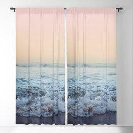 Crash into Me Blackout Curtain