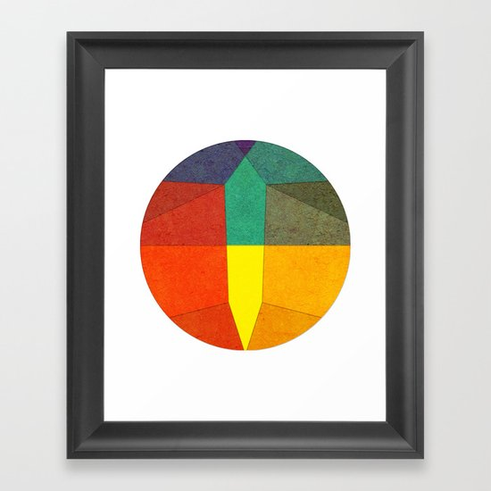 Actually Framed Art Print