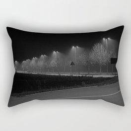 Late Night Walk 01 Rectangular Pillow