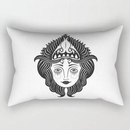 She Devil Rectangular Pillow