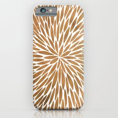 Rose Gold Burst Slim Case iPhone 6
