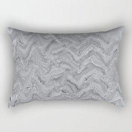Oil Slick Rectangular Pillow