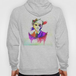 May Death Never Stop You Hoody