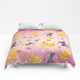 Spinell & Kerochan Pattern Comforters